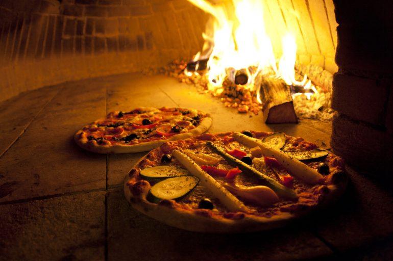 La pizza napolitana