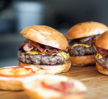 La revolución de la hamburguesa