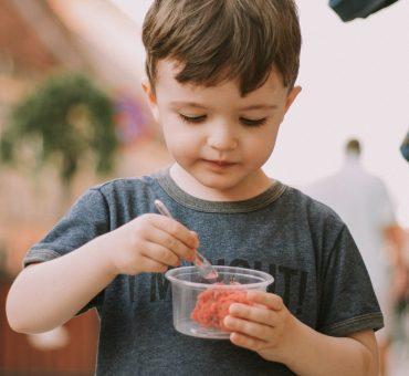 Los niños ruidosos y los restaurantes